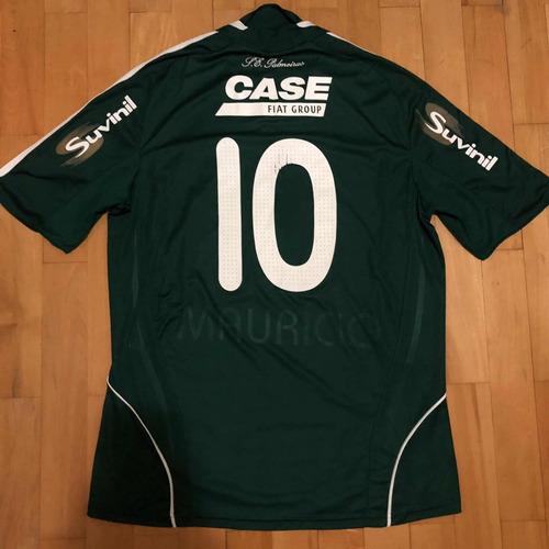 Camisa Palmeiras 2008 Home Fiat G Original adidas - R  60 0bef84a8c59a0