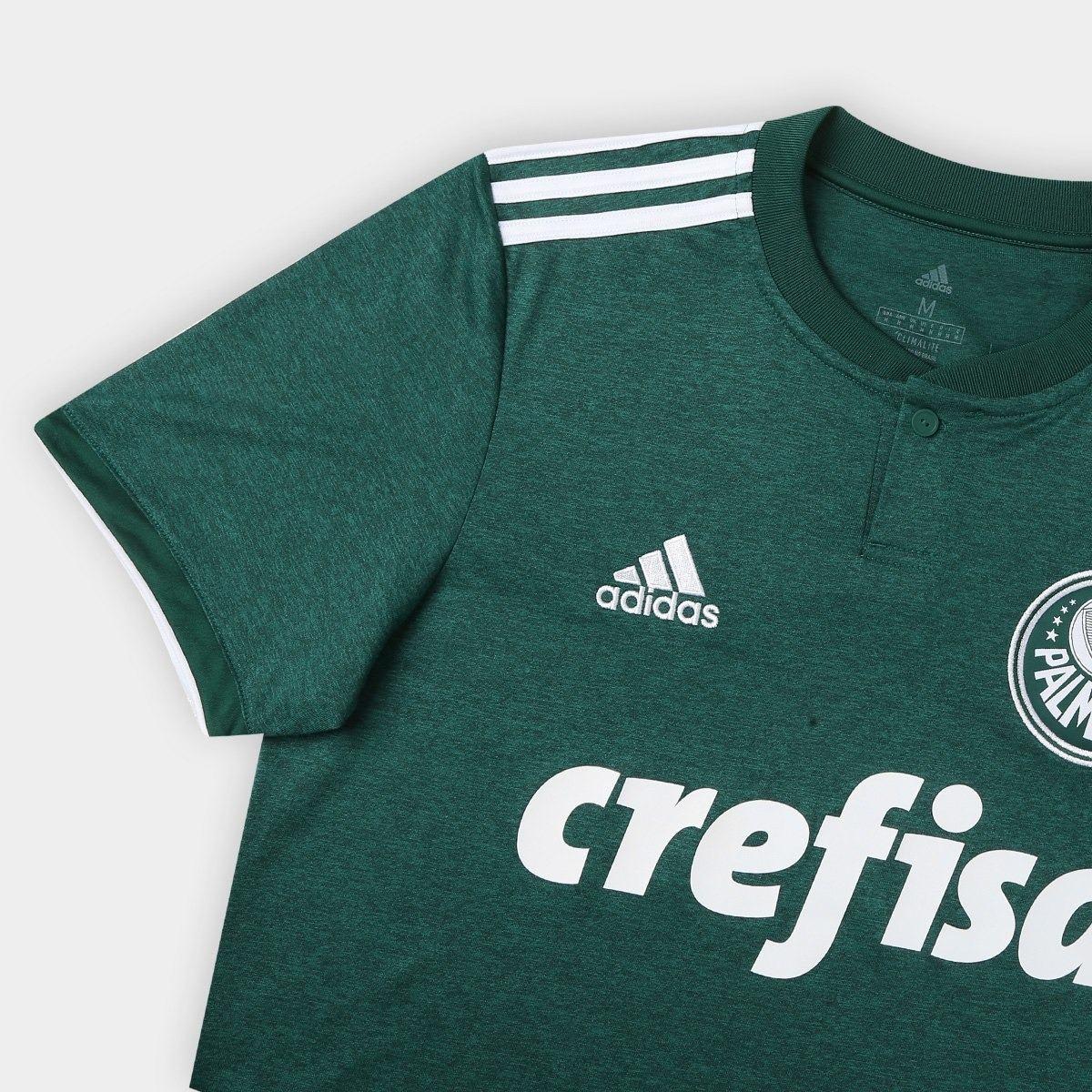 Camisa Palmeiras 2018 100% Original Frete Gratis - R  139 b034906d5e341