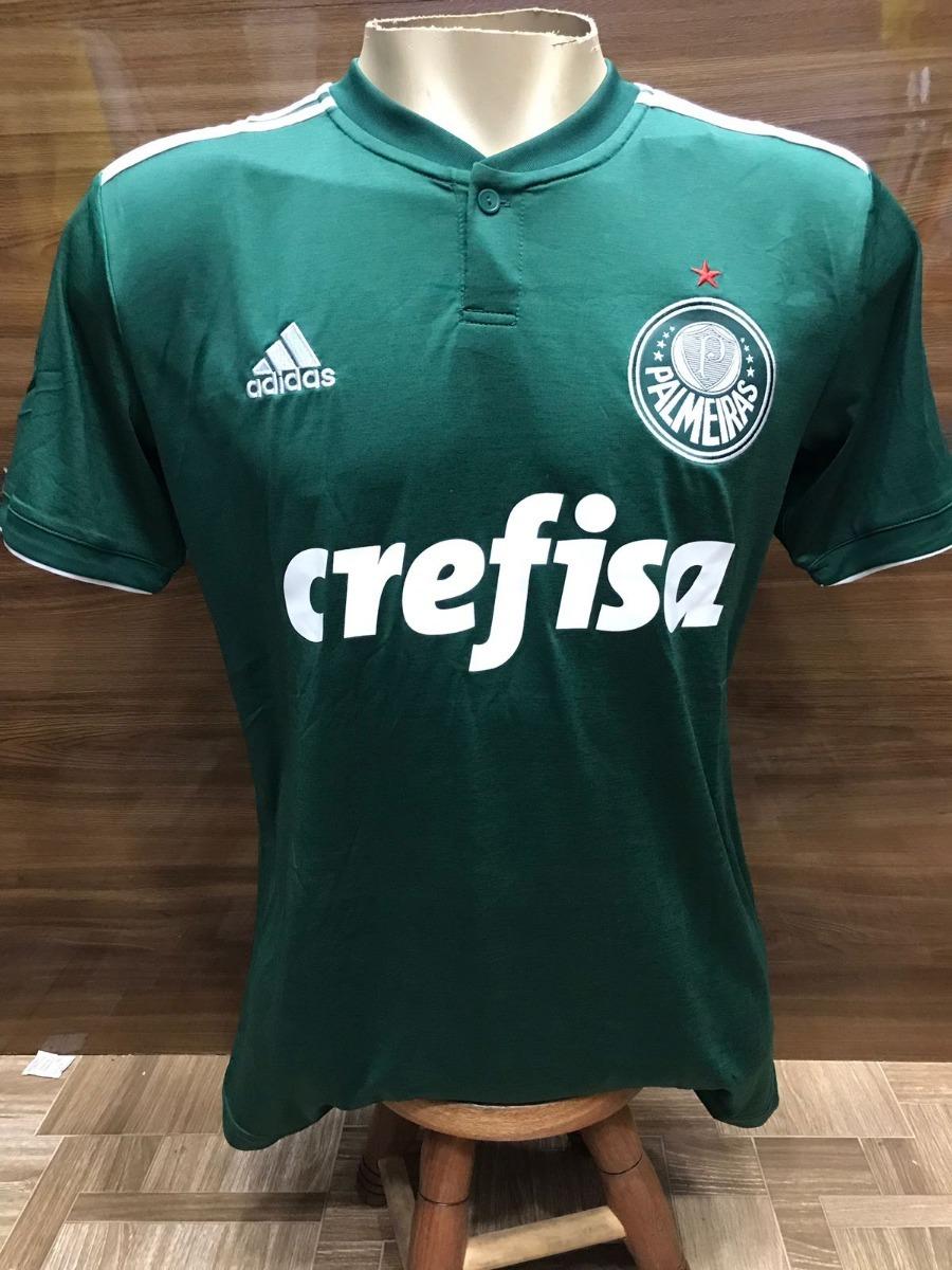 a0dc5d71be Camisa Palmeiras 2018 Frete Grátis Super Promoção - R  141