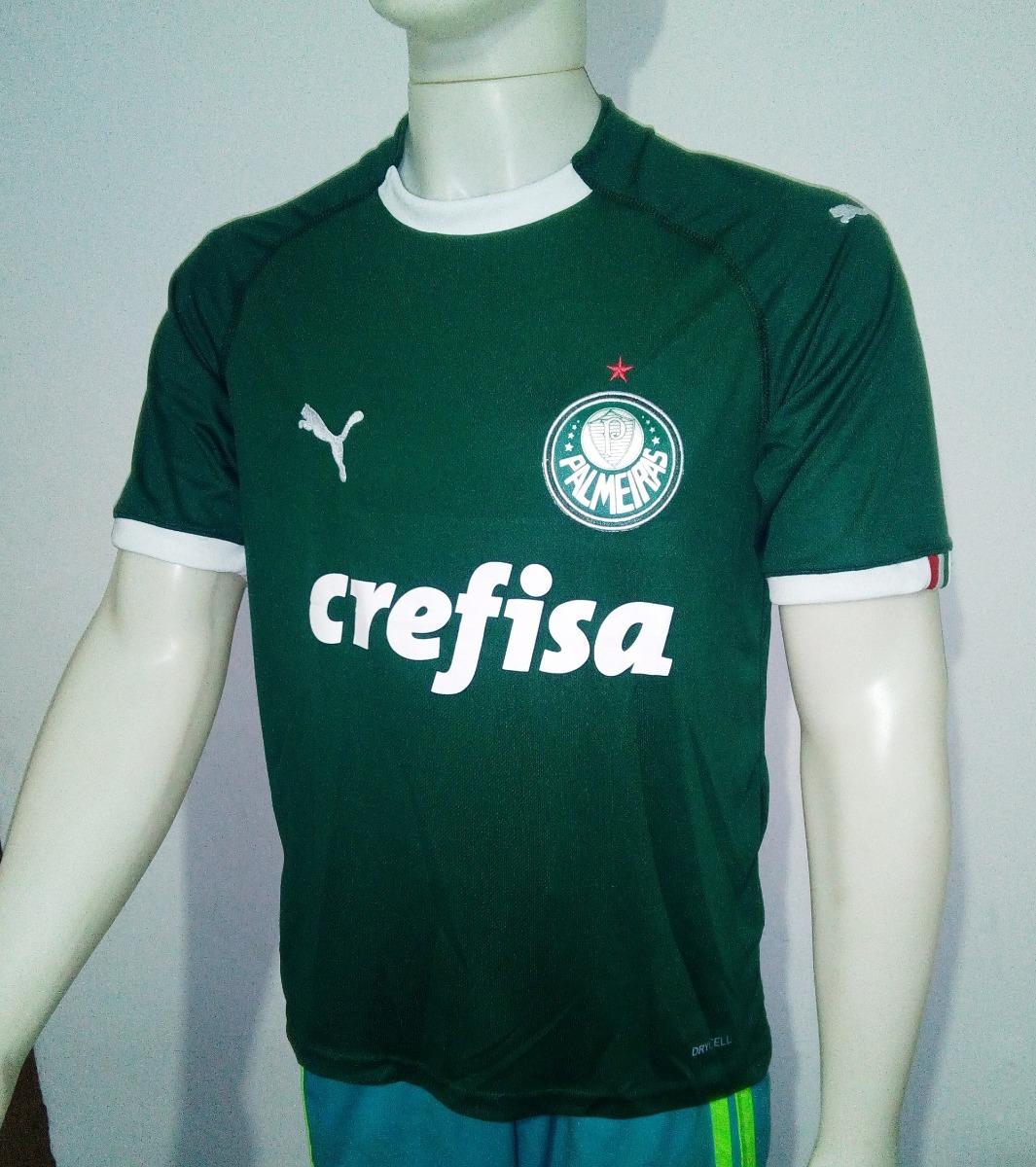 dc689880f5266 Camisa Palmeiras 2019 -2020 Supporter Torcedor Lançamento - R  78