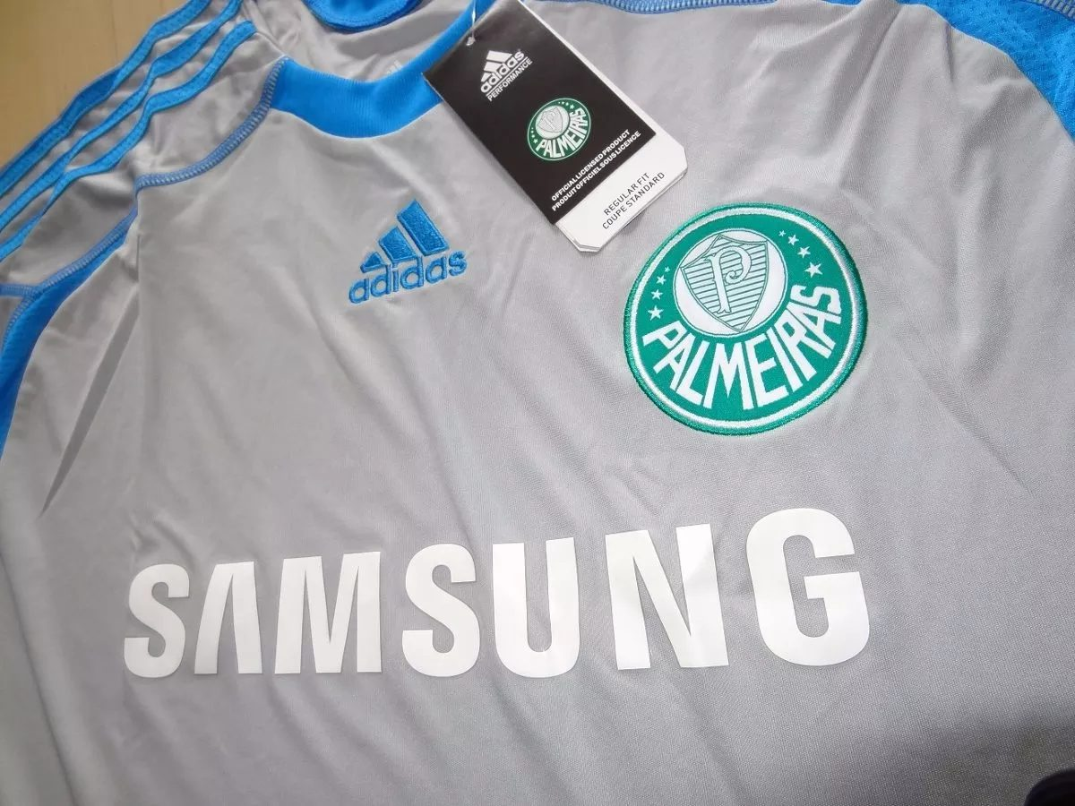 8c31866417e66 camisa palmeiras adidas goleiro 2009-2010 nova relíquia. Carregando zoom.