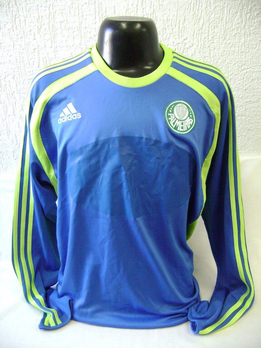 f0a5318655 camisa palmeiras adidas manga longa - original. Carregando zoom.