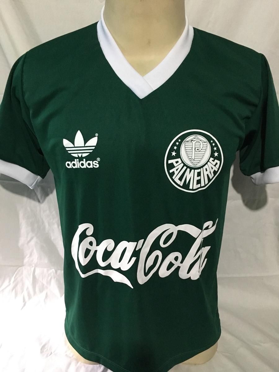 ac24a25b4c camisa palmeiras   adidas retrô coca-cola 1991. Carregando zoom.