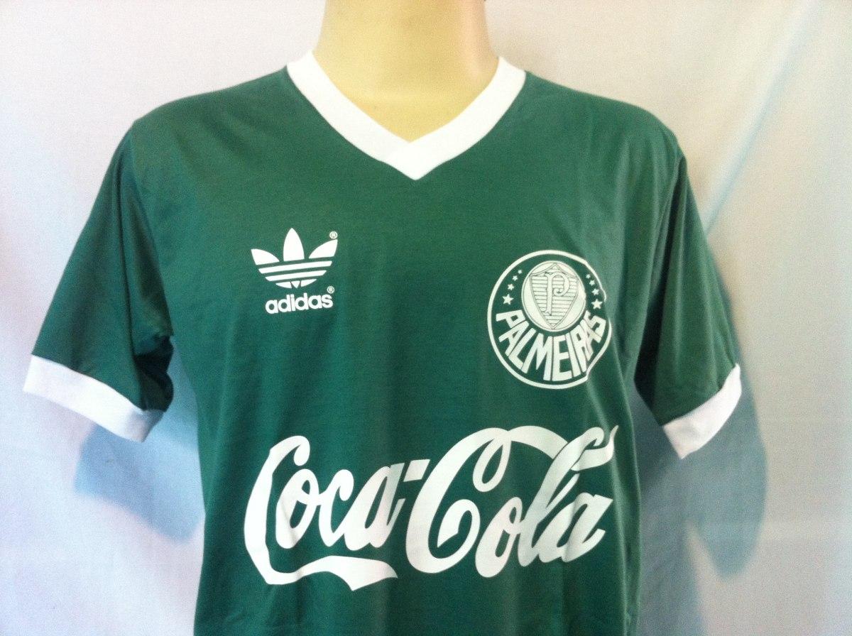 2630efa1e2 camisa palmeiras adidas retrô coca-cola verde   g. Carregando zoom.