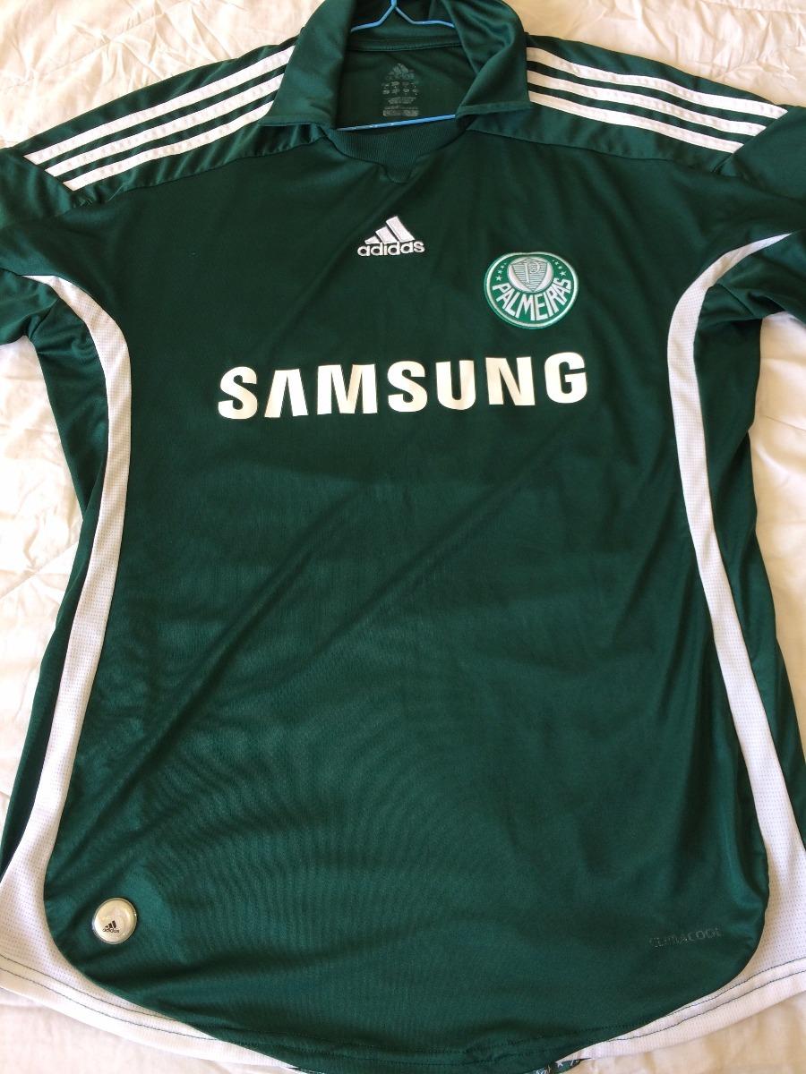 99e71aa3c4 camisa palmeiras adidas samsung 2009 g obina leia anuncio. Carregando zoom.