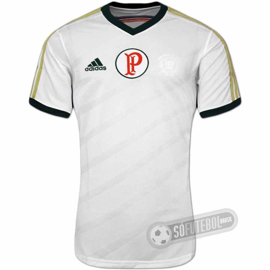 5986bec8dfd34 Camisa Palmeiras Adizero Centenario Oficial adidas 2014 2015 - R  149