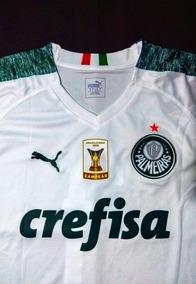 d9958060755bc Camisa Dudu Palmeiras - Futebol no Mercado Livre Brasil