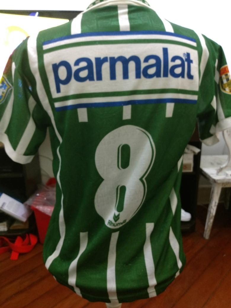 16ba1dad4c319 Camisa Oficial E Antiga Palmeiras Campeão Brasileiro 93 94 - R  325 ...