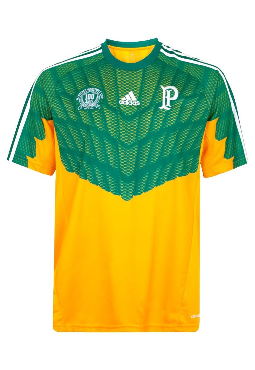Camisa Palmeiras Centenário Goleiro - Original a7d4b22514f85