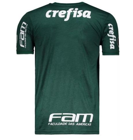 Camisa Palmeiras Crefisa adidas 2018 2019 - Frete Gratis - R  180 1cdc5c4eeb61d