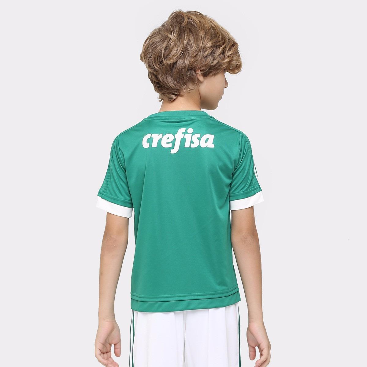 28bed4e83c camisa palmeiras crefisa infantil oficial adidas promoção. Carregando zoom.