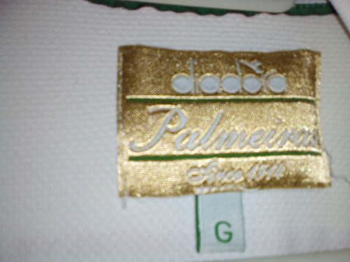 Camisa Palmeiras Diadora 90 Anos - R  1.000 1bc1532b87d95