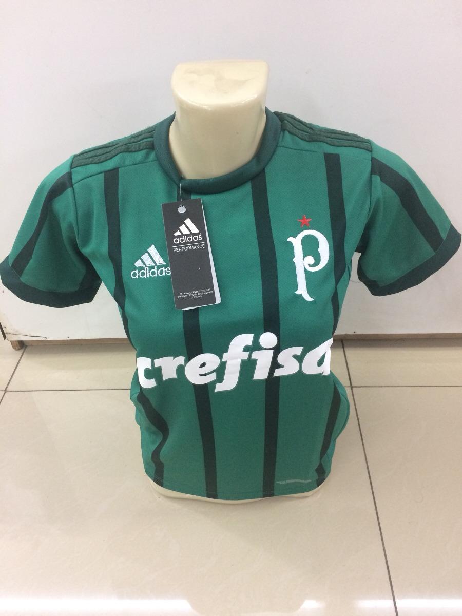 d2e23d64ac3f2 Camisa Palmeiras Fem. - Frete Grátis E Parcele Sem Juros! - R  79
