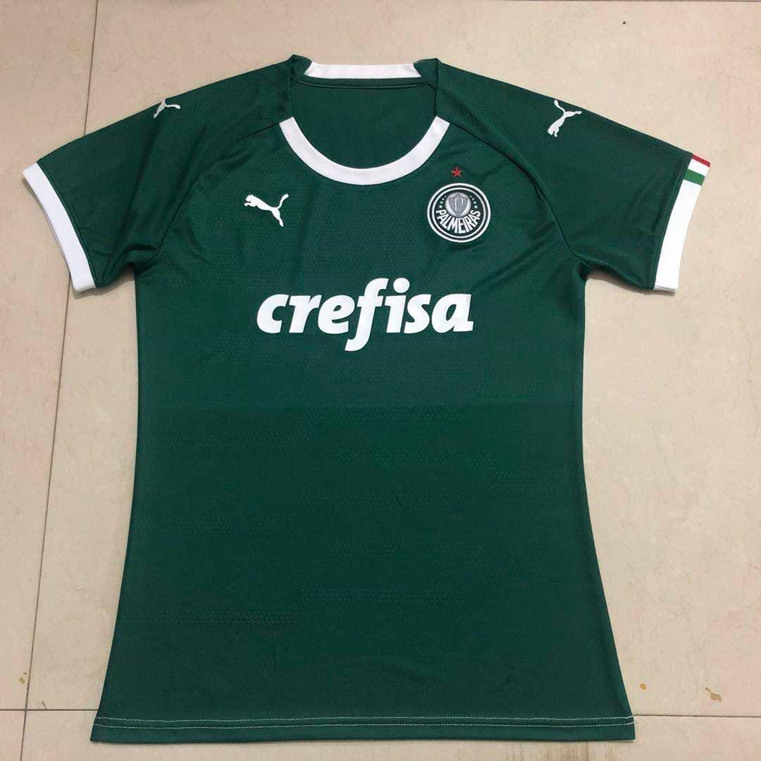 Camisa Puma Palmeiras Ii 2019 Feminina - Oficial - R  219 b2dbdf7a2895e