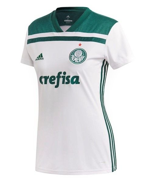 448834a73d78e Camisa Do Palmeiras Feminina 2018 Oficial - Com Desconto - R  101