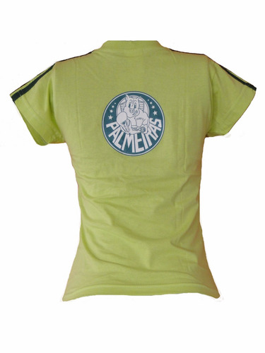camisa palmeiras feminina