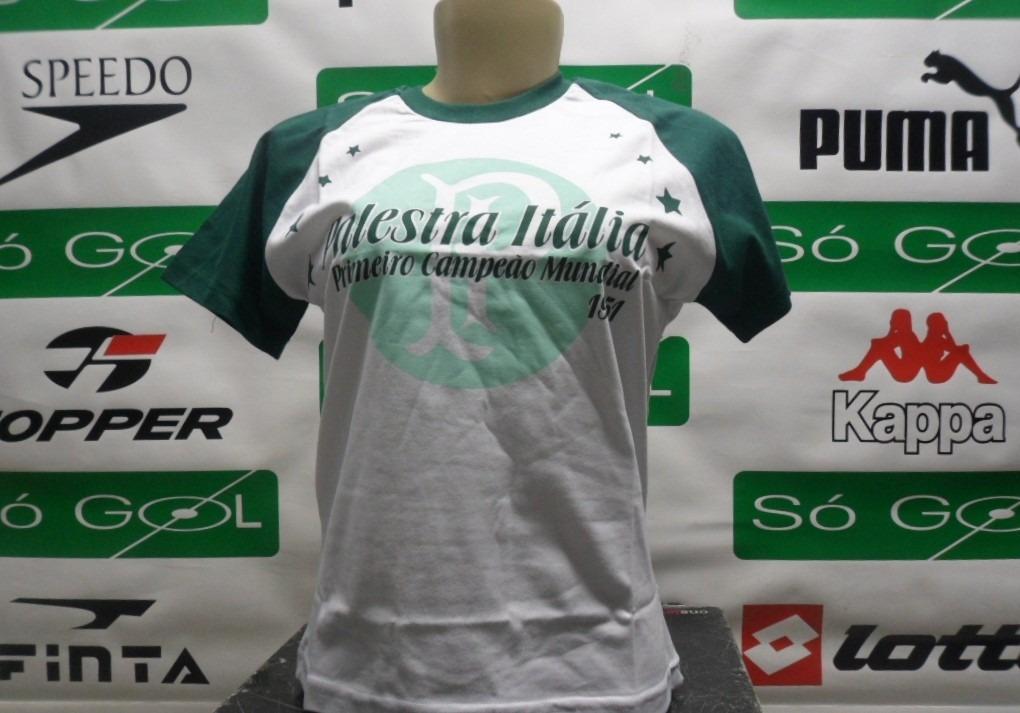 45f4c307d9a57 camisa palmeiras feminina palestra itália tamanho médio. Carregando zoom.