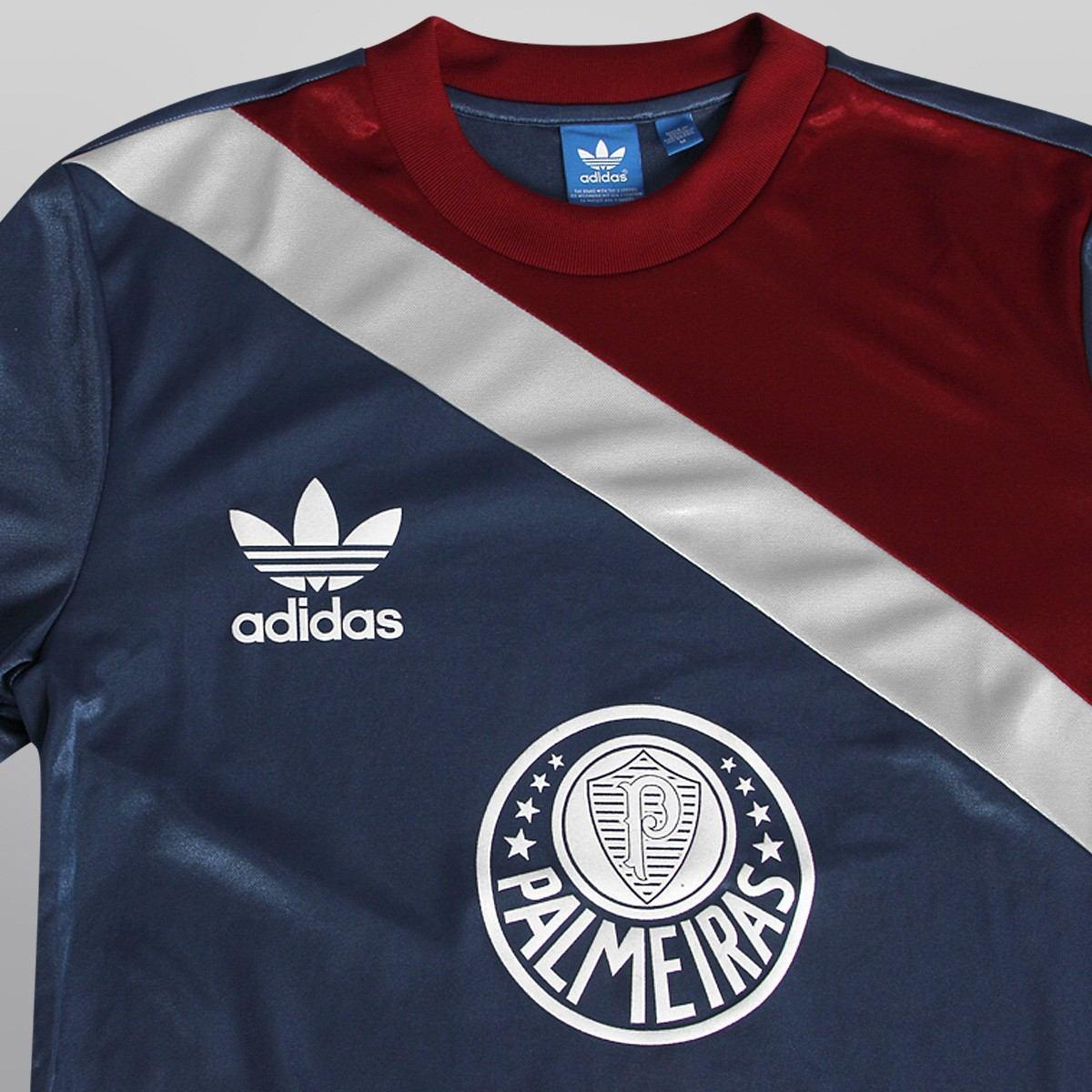 camisa palmeiras goleiro retrô adidas centenário original. Carregando zoom. 4340dac9ab86e