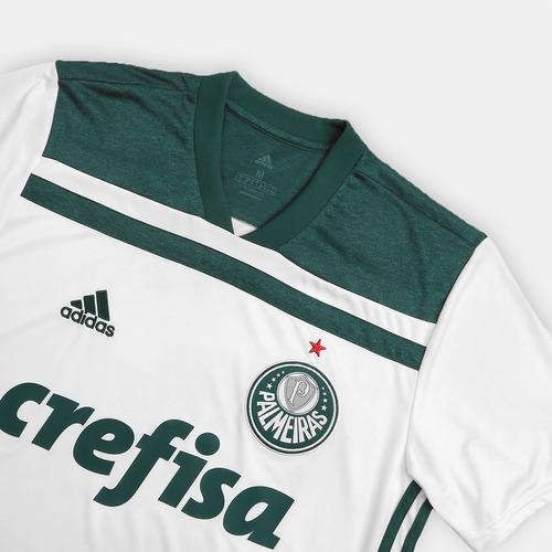4f89f4ee5 Camisa Palmeiras Ii 2018 S/n° Torcedor adidas Masculina - R$ 199,99 ...