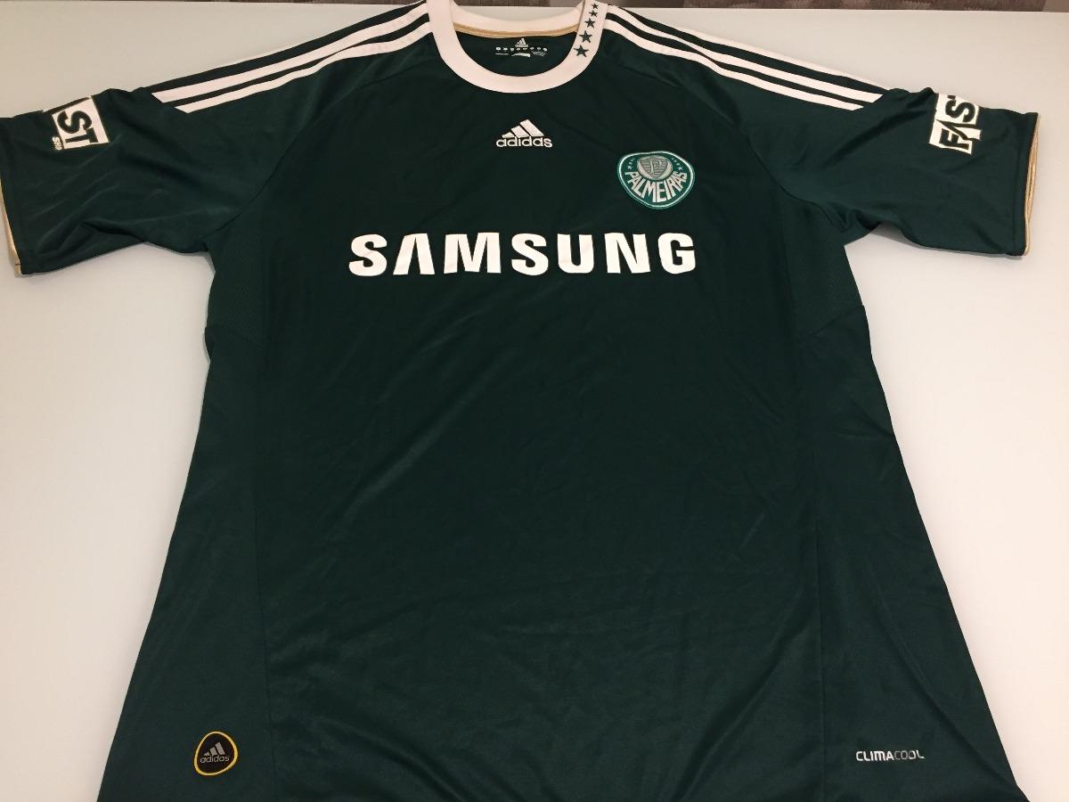 3057ae718f Camisa Palmeiras Oficial 2010   11 - adidas -samsung - R  78