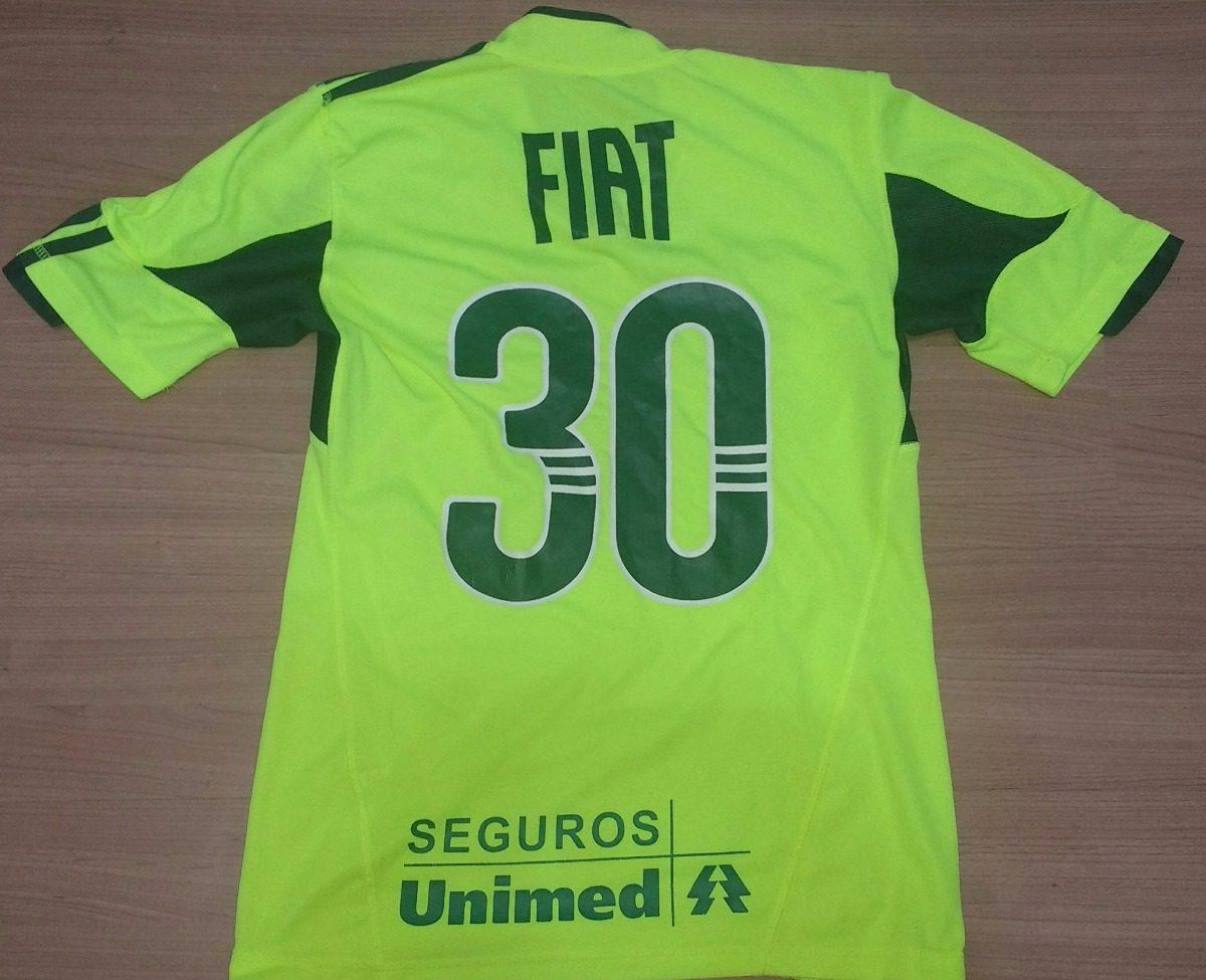 camisa palmeiras original adidas verde limão fiat case - 38. Carregando  zoom. adae44965041f