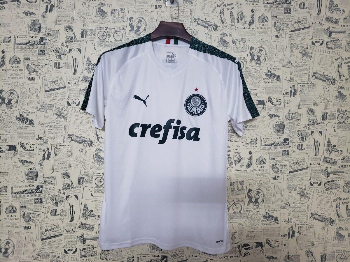 0744701bd4 Camisa Palmeiras Original Puma 2019 - R  129