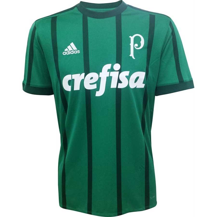 e9ee856480 Camisa Palmeiras Palestra Frete Gratis Nova Oficial - R  157