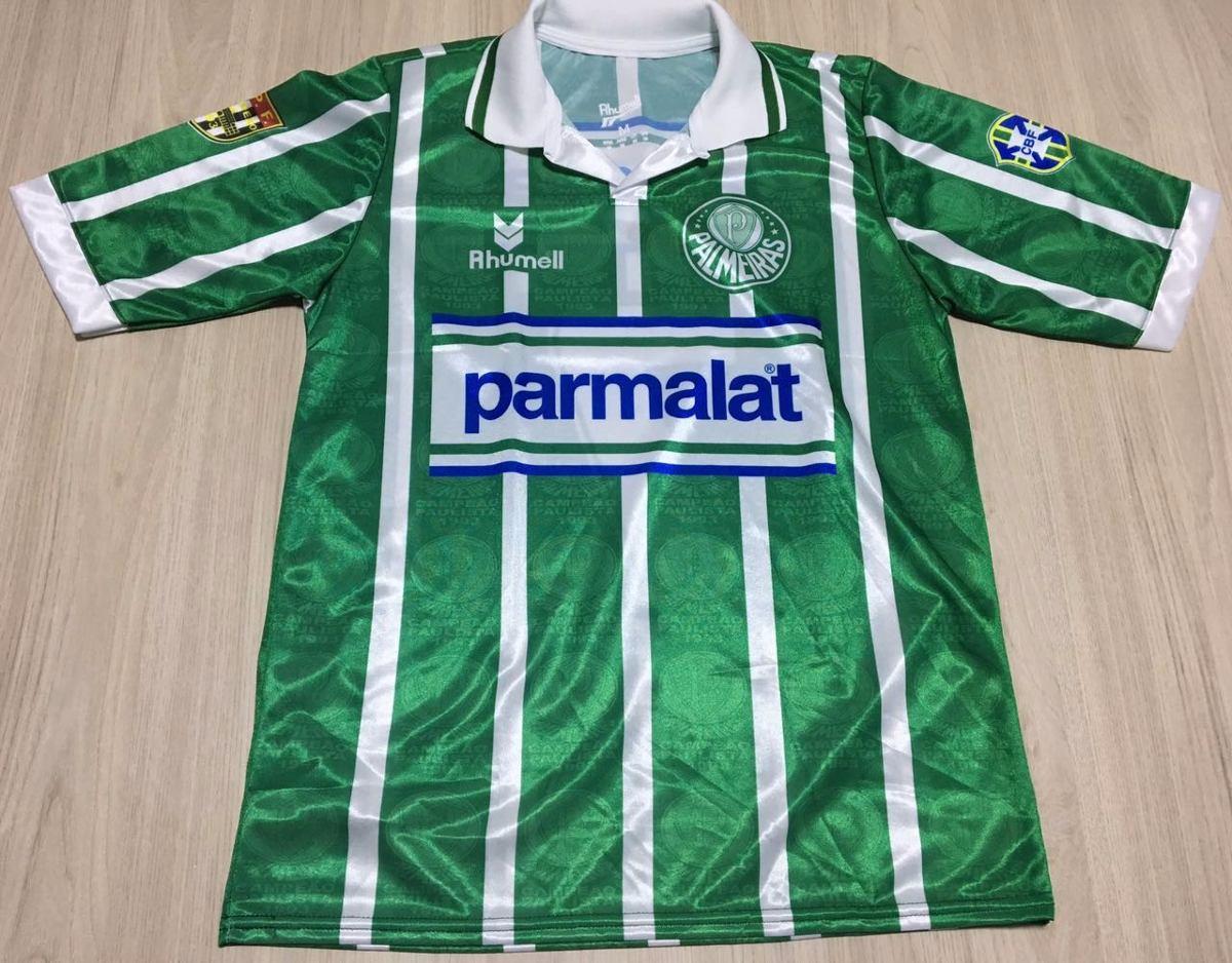 camisa palmeiras parmalat rhumel retro 1993. Carregando zoom. 1a3896710d271