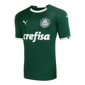 Camisa Palmeiras Puma 2019/20 - Oficial (personalize)