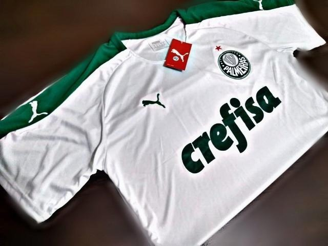 Camisa Palmeiras Puma 2019 2020 df077d4ec05e3