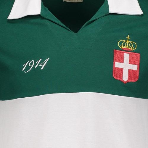 camisa palmeiras retrô 1914