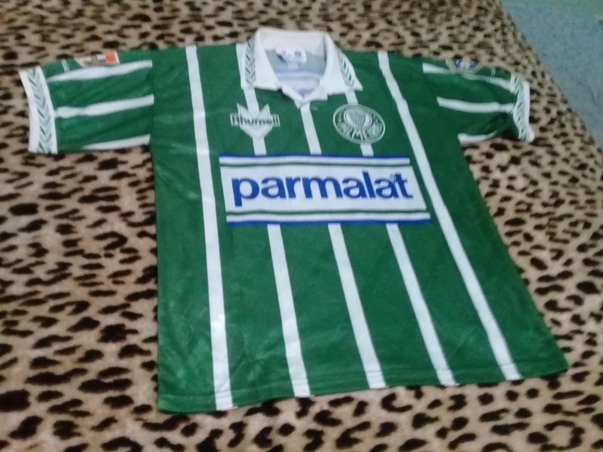 10b323d98d238 camisa palmeiras rhumell parmalat 1994. Carregando zoom.