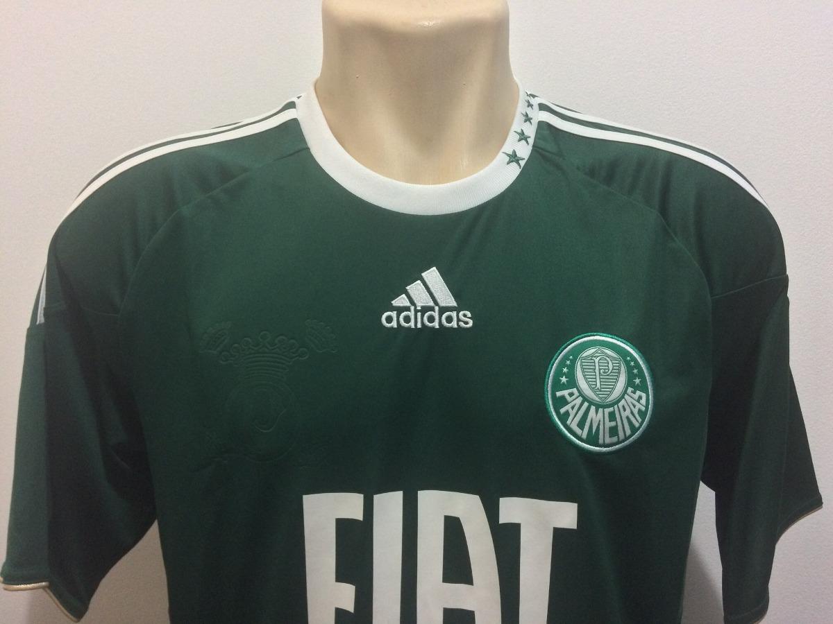 Camisa Palmeiras Verde adidas Kleber 30 M 2010