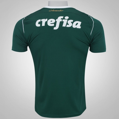 camisa palmeiras verde obsessão uniforme principal 2017 novo