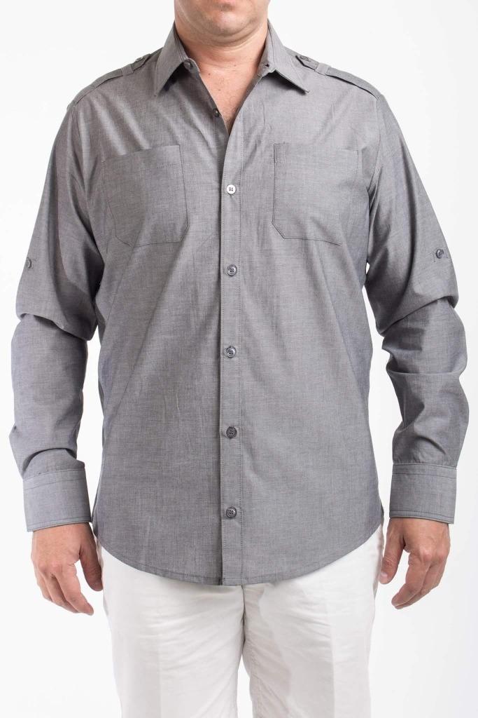 7ba356ae3a1 Camisa Para Caballero -   490.00 en Mercado Libre