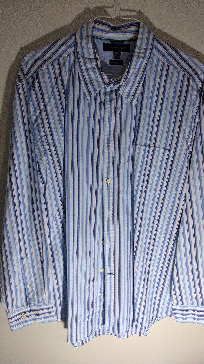 c32014ebc78 camisa para caballero marca tommy hilfiger original. Cargando zoom.
