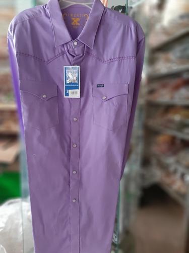 camisa para caballero marca wrangler