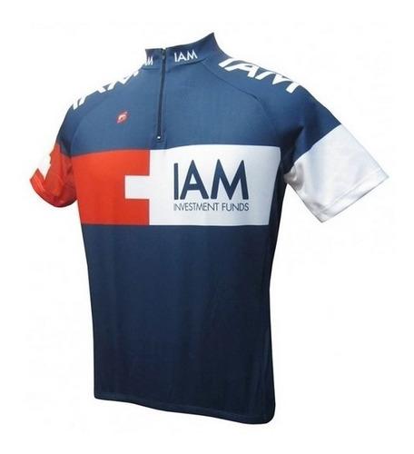 camisa para ciclismo iam barbedo