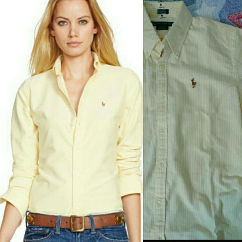 a56acf0b70279 Camisa Para Dama Polo Ralph Lauren Original -   170.000 en Mercado Libre