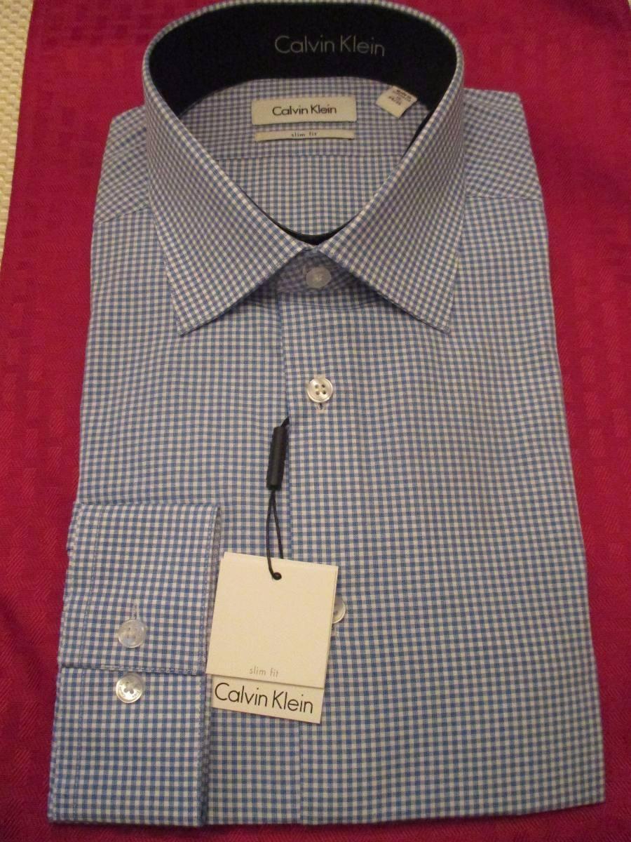 hombre camisa Cargando zoom calvin de para marca usa klein wg1S7wrq 18233c8442a