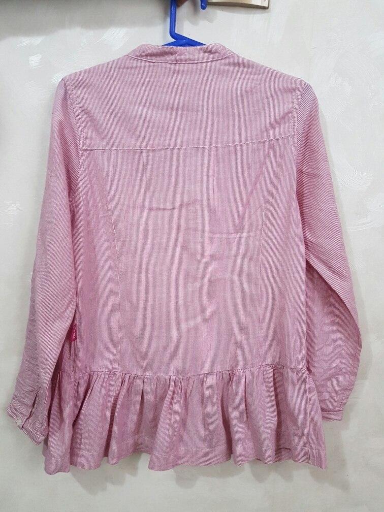 cf8fafbec Camisa Para Nena Marca Cheeky Talle 10 - $ 400,00