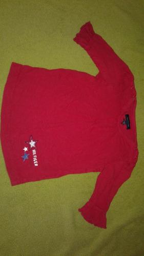 camisa para niña, talla de 18 a 24 meses
