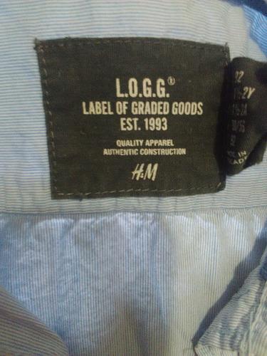 camisa para niño talla 2