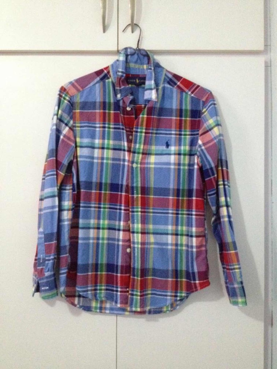 Camisa Para Niños Marca Polo Ralph Lauren - Bs. 700 add5d6e1901