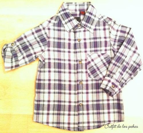 camisa para niñoswiss cross talla 4 años nueva con etiquetas