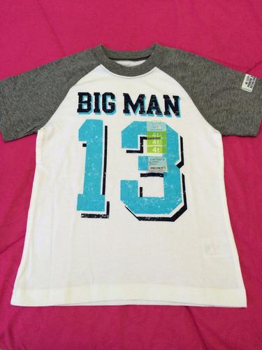 camisa para varón carter's