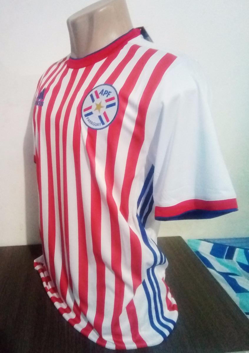 e1f4060b31 camisa paraguai 2018 -19 original torcedor importada. Carregando zoom.