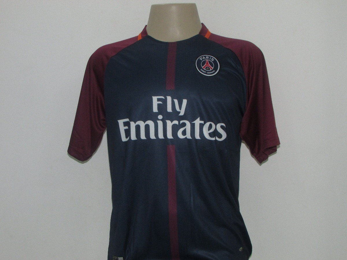 camisa paris saint germain neymar  10 promoção. Carregando zoom. b41af0bfabc6d