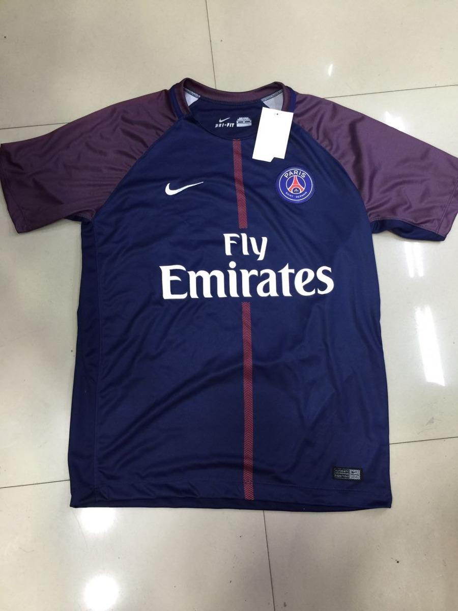 Camisa Paris Saint Germain Neymar Nike Oferta Especial - R  89 dddddbb77d9f9