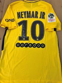 959e98e4d04f6 Camisa Psg Amarela - Camisas de Futebol Club internacional para Masculino  com Ofertas Incríveis no Mercado Livre Brasil